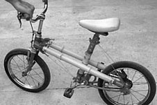 the first bamboobike